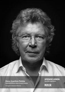 Hans-Joachim Flebbe, Geschäftsführer Astor Grand Cinema