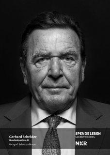 Gerhard Schröder, Bundeskanzler a.D.