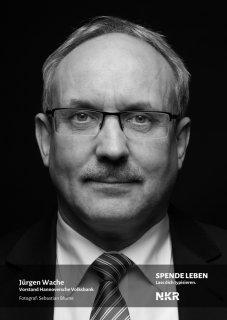 Jürgen Wache, Vorstand Hannoversche Volksbank