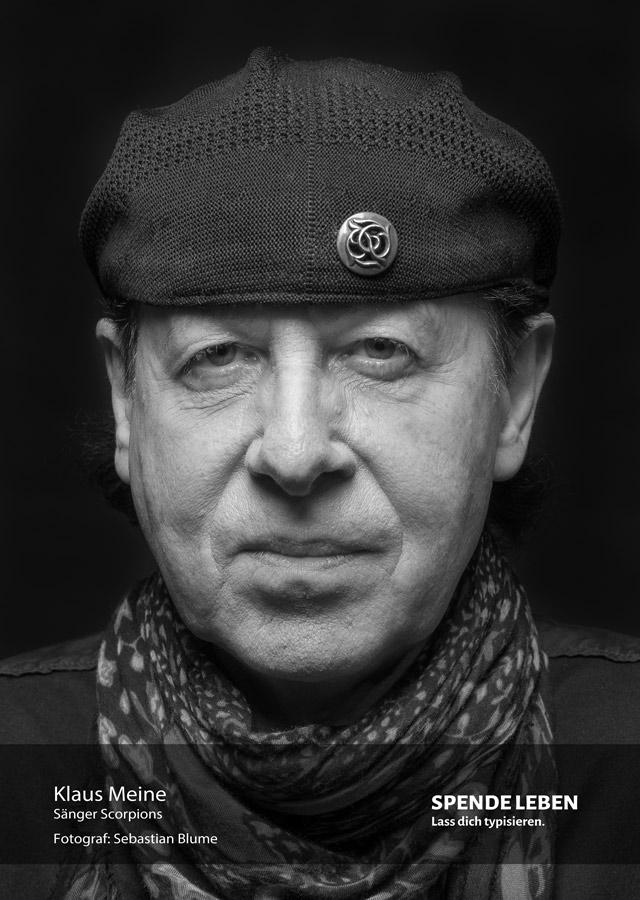 Klaus Meine, Scorpions Sänger