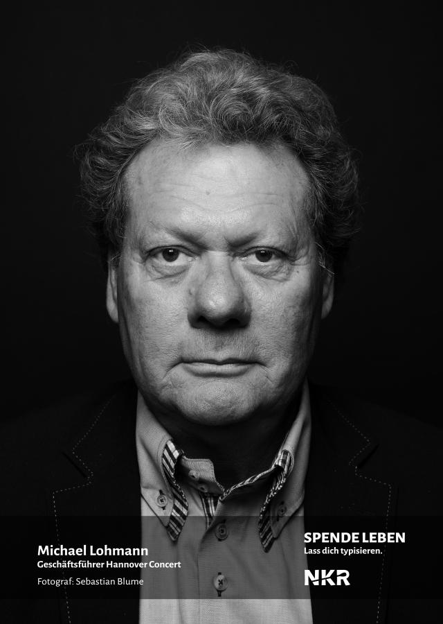 Michael Lohmann, Geschäftsführer Hannover Concert