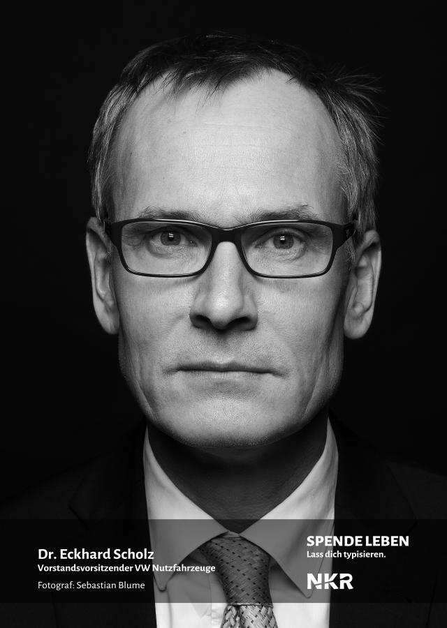 Dr. Eckhard Scholz, Vorstandsvorsitzender VW Nutzfahrzeuge