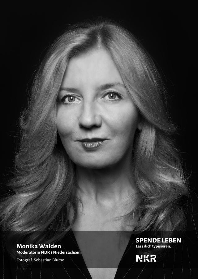 Monika Walden, Moderatorin NDR1 Niedersachsen