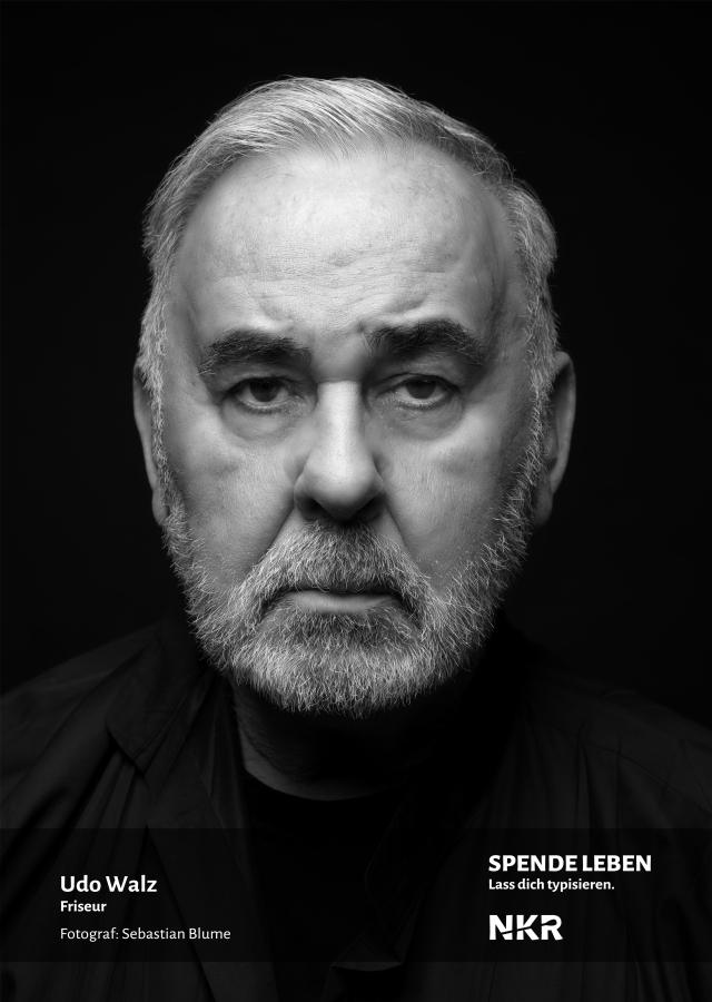 Udo Walz, Friseur