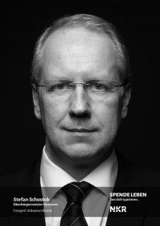 Stefan Schostok, Oberbürgermeister Hannover